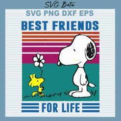 Snoopy best friends