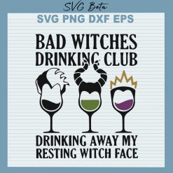 Bad witches drinking club