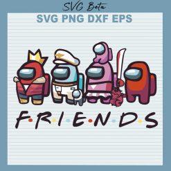 Among Us friends
