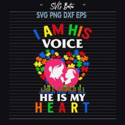 I am his voice autism