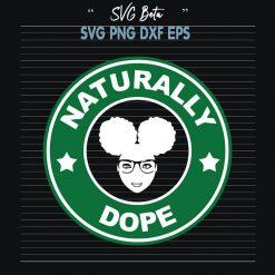 Black afro natural dope