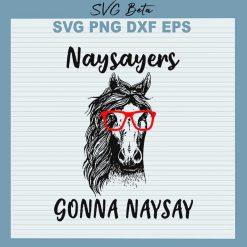 Horse naysayer