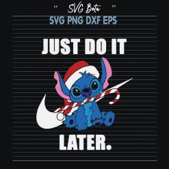 Stitch just do it