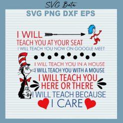 Dr Seuss teach