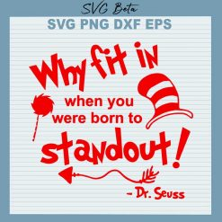 Dr Seuss quotes standout