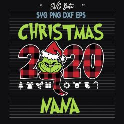 2020 Christmas Nana