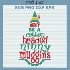 Ninny muggins christmas