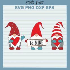 Gnome Be Mine Valentine
