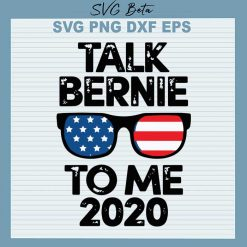 Talk Bernie to me 2020