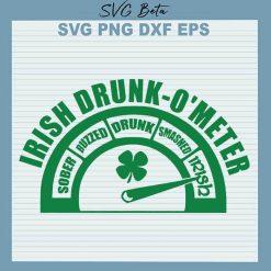 Irish drunk o meter