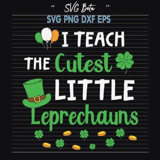I teach the cutest little leprechauns