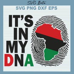 Africa Its in my DNA