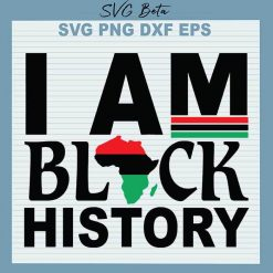Africa I am black history
