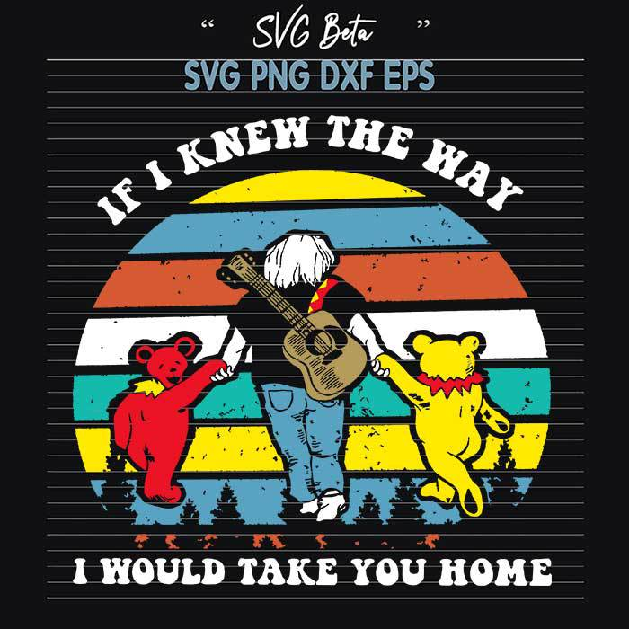 If i knew the way I would take you home