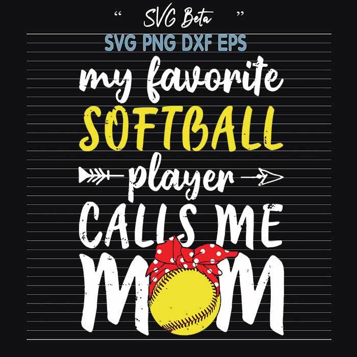 Softball player call mom
