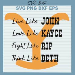 Live like John Love like Kayce
