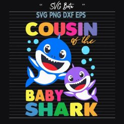 Cousin of the baby shark