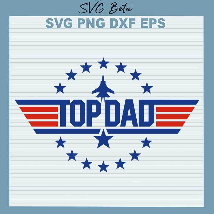 Top Dad Fathers Day