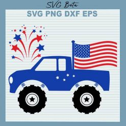 4th of July Truck