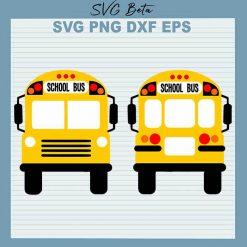 School Bus Bundle