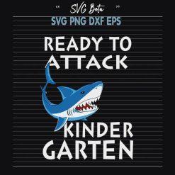 Ready To Attack Kindergarten