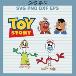 Toy Story Forky Woody Bundle