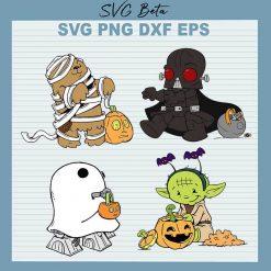 Star Wars Halloween SVG